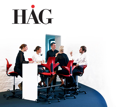 HAG chairs and seating