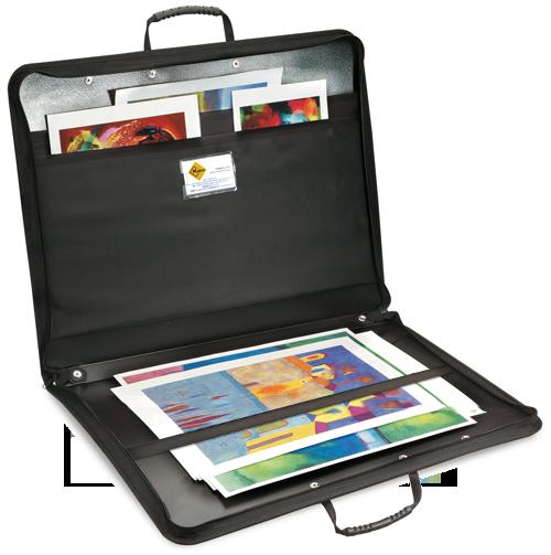 Quartz Art Case Portfolio Carry