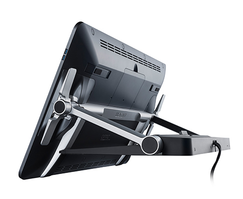 Ergo stand accessory for angle adjustment