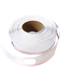 Multihole self adhesive plan strip roll for multiprong systems