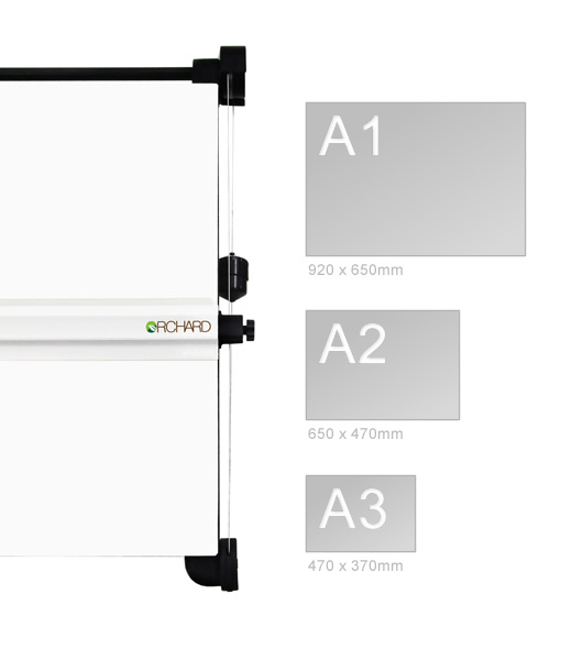 A1 and A2 Drawing Board