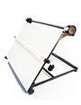 A1 and A2 Desk top drawing board with angle adjustment.