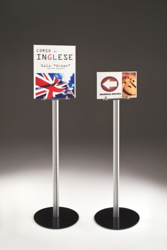 Free Standing Sign Holders Notice Displays
