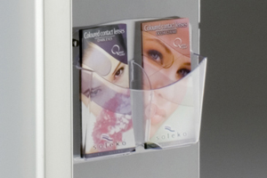 A4 and 1/3 A4 Leaflet Holders
