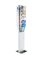 Menhir free standing display tower
